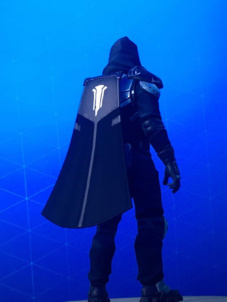 Fortnite Cape i gave enforcer the banner cape | fortnite: battle royale