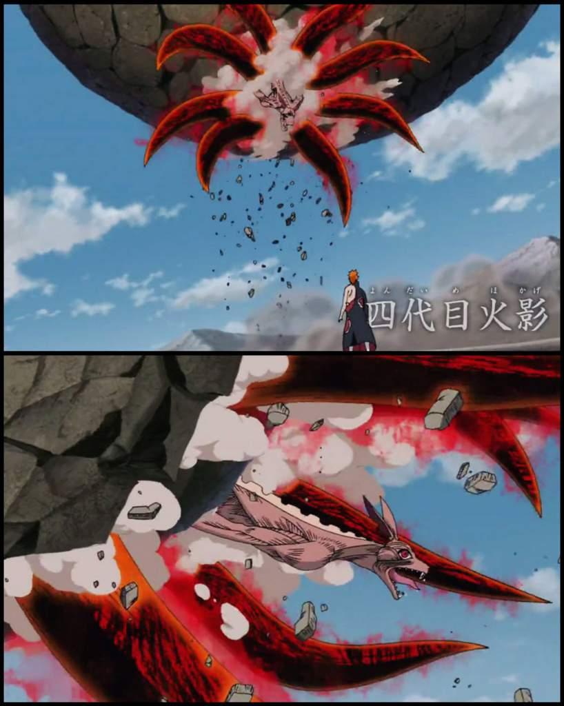 0 Tails Naruto incredible power of the 9 tails | naruto amino