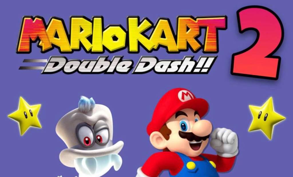 Mario Kart Double Dash 2 Waluigi Stadium Mario Amino