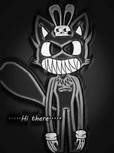 Cartoon Cat Bendy And The Ink Machine Amino