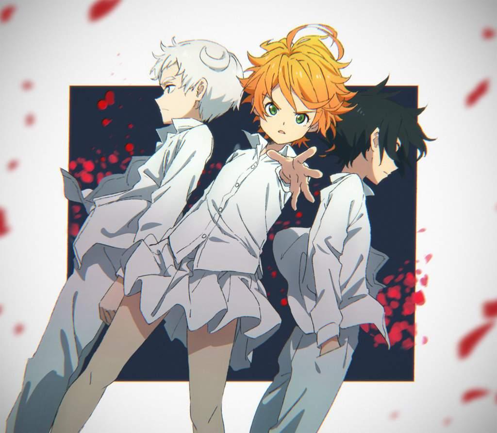 Neverland Anime