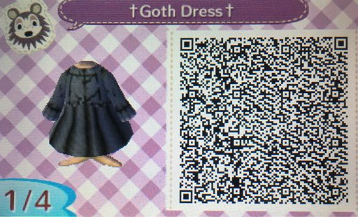 Goth Animal Crossing Amino