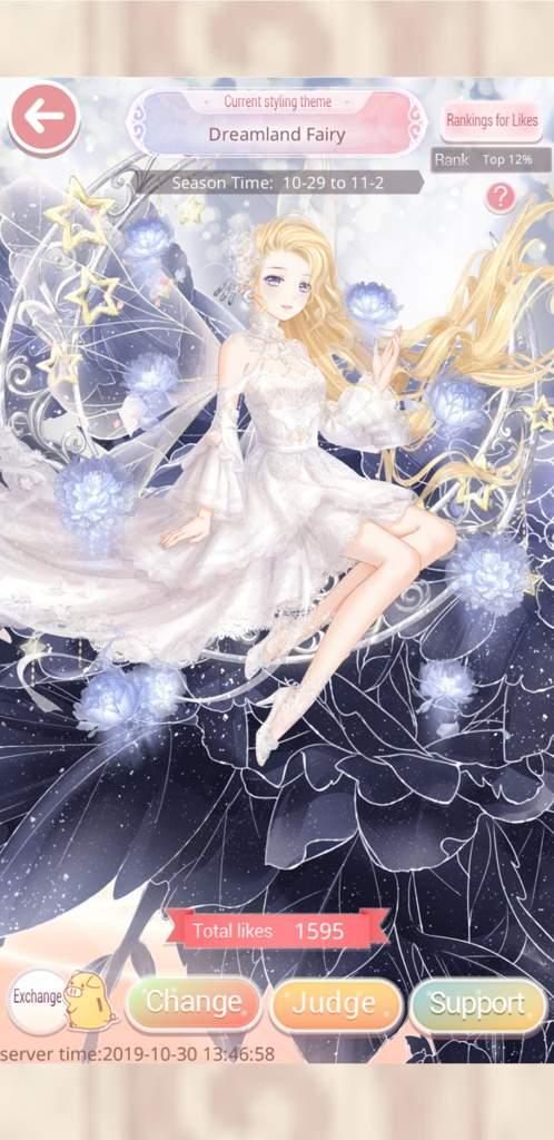 Dreamland Fairy Dress Up