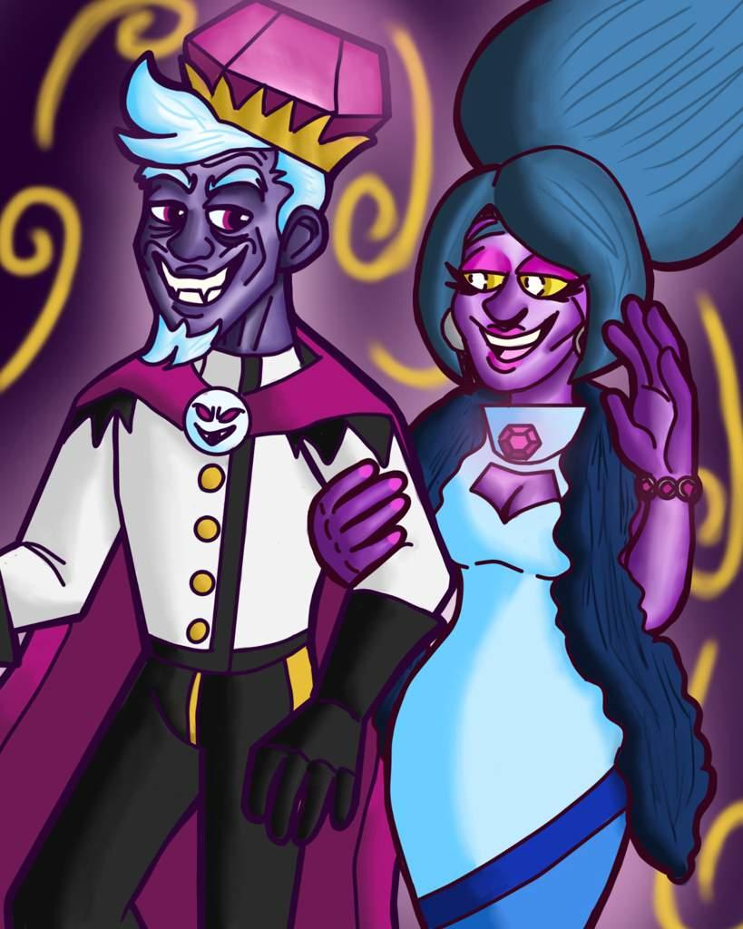Happy Halloween Spooky Couple Slight Spoilers In