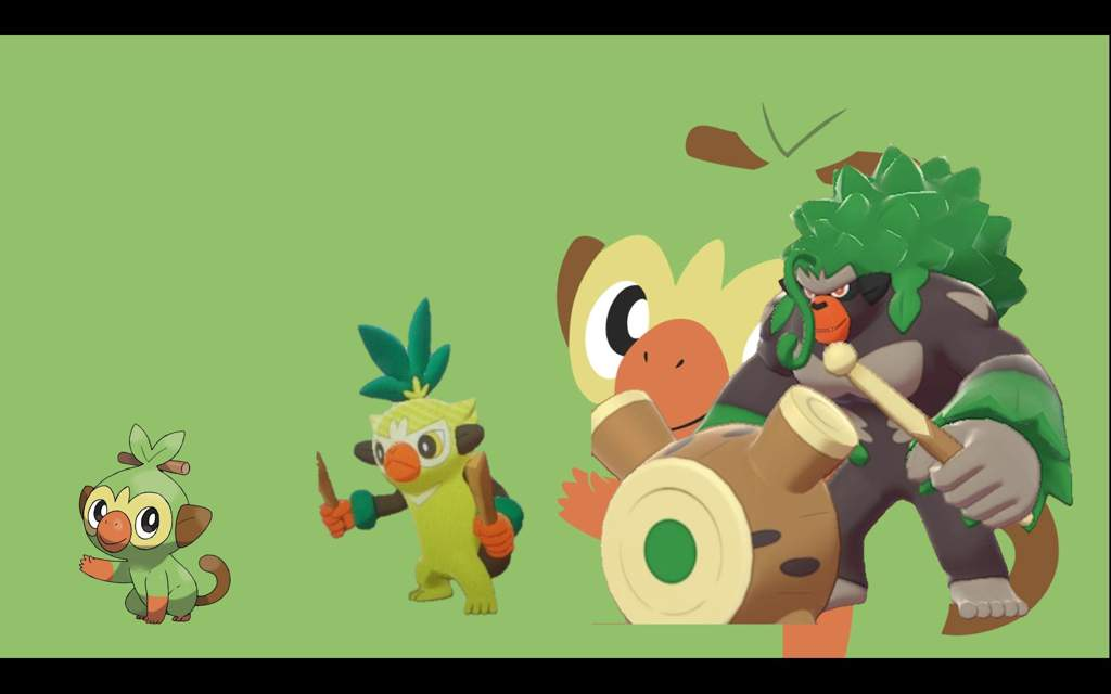Grookey Evolution Revealed Pokemon Amino By dudebulge, posted a year ago drawer of dudes. grookey evolution revealed pokemon amino