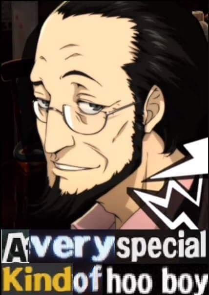 Jack brothers persona