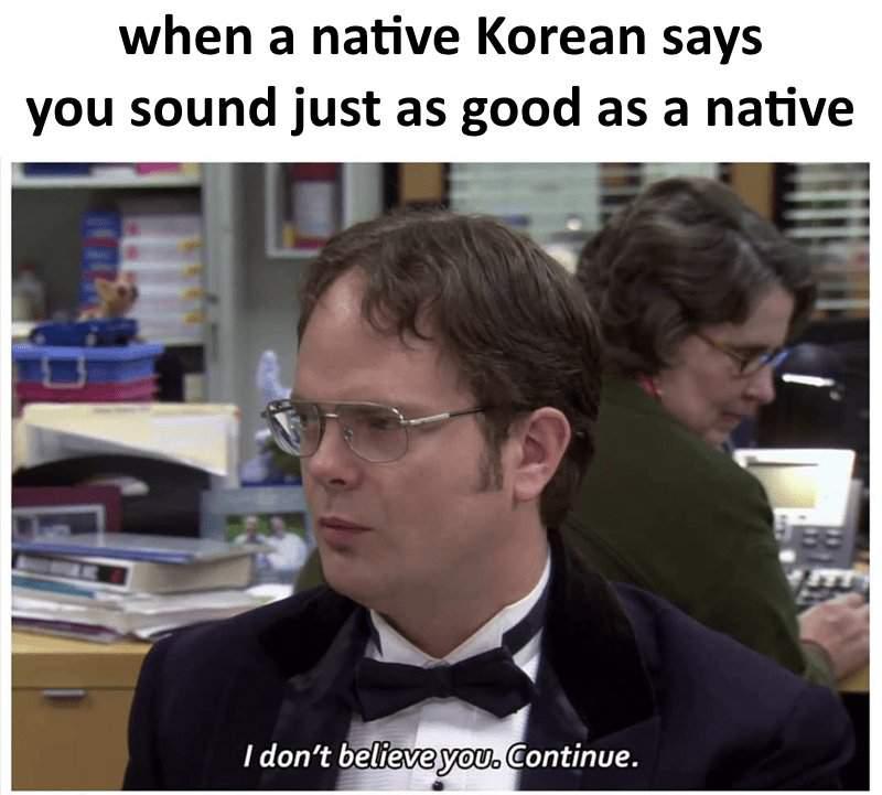 Memes About Learning Korean   Korean Language Amino
