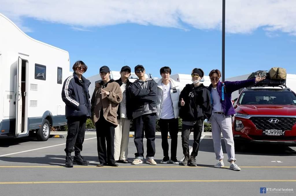 Hyundai Palisade With Bts The Red Carpet Bts Amino