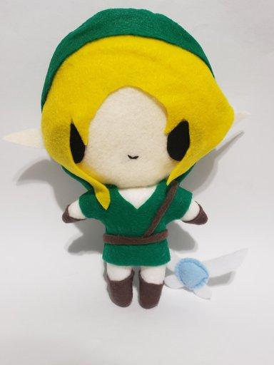 Plush Zelda Amino