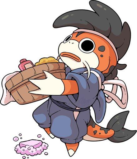 Spiceleaf Yo Kai Watch Amino
