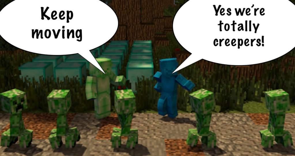 Some Funny Minecraft Memes I Made Minecraft Amino