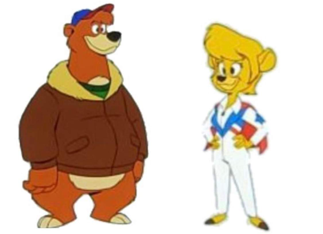 Talespin Ducktales Crossover