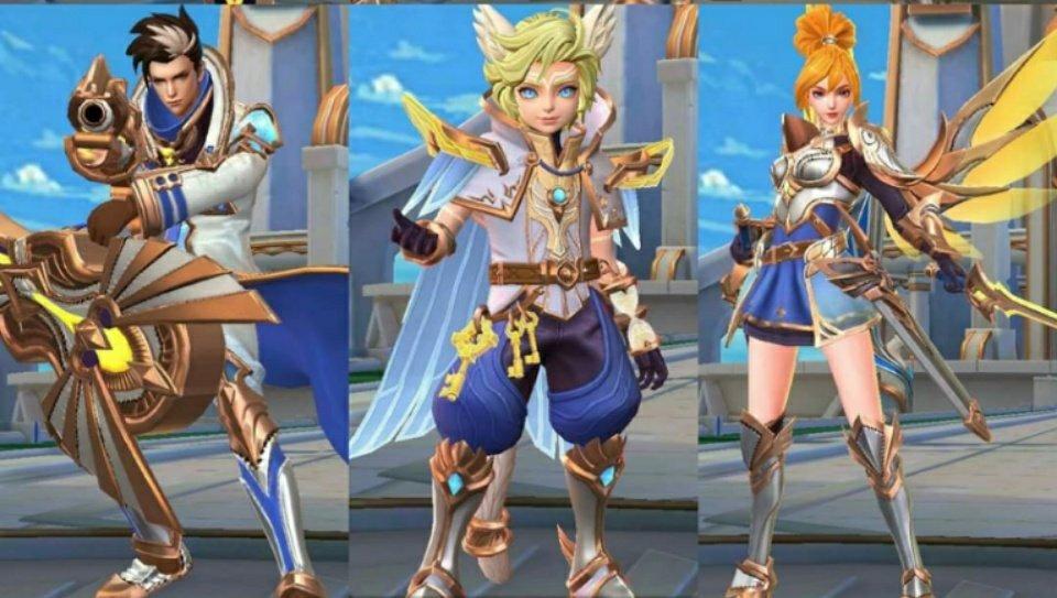 Lightborn Squad Mobile Legends Amino Amino