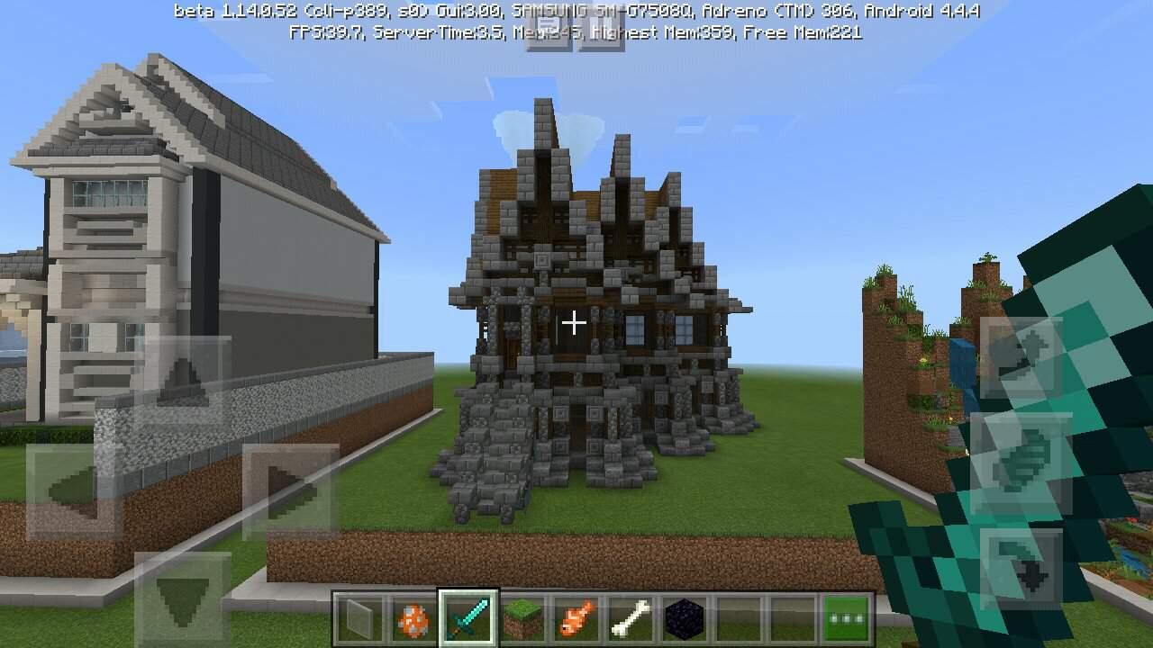 The Old House  Minecraft Amino