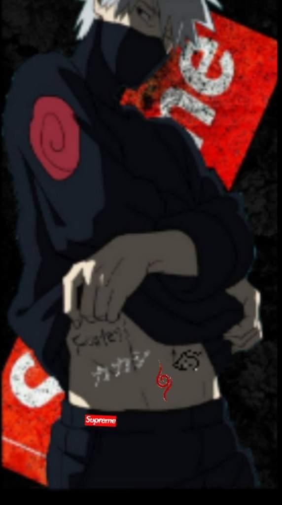 My New Kakashi Supreme Wallpaper Naruto Amino