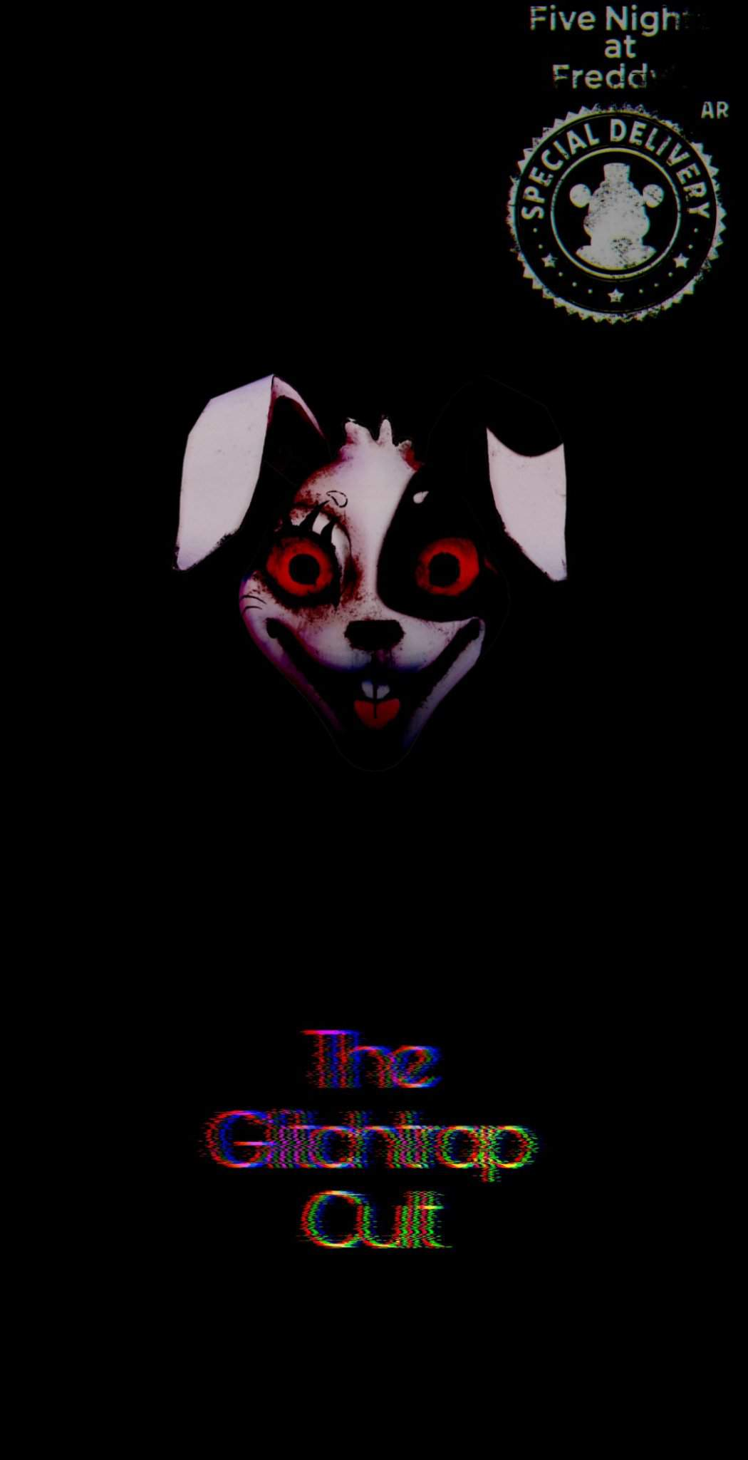 Fnaf Wallpaper The Glitchtrap Cult Five Nights At Freddy S Amino