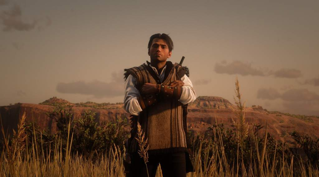 New Proper Ponchos And John Marston S Classic Outfit In
