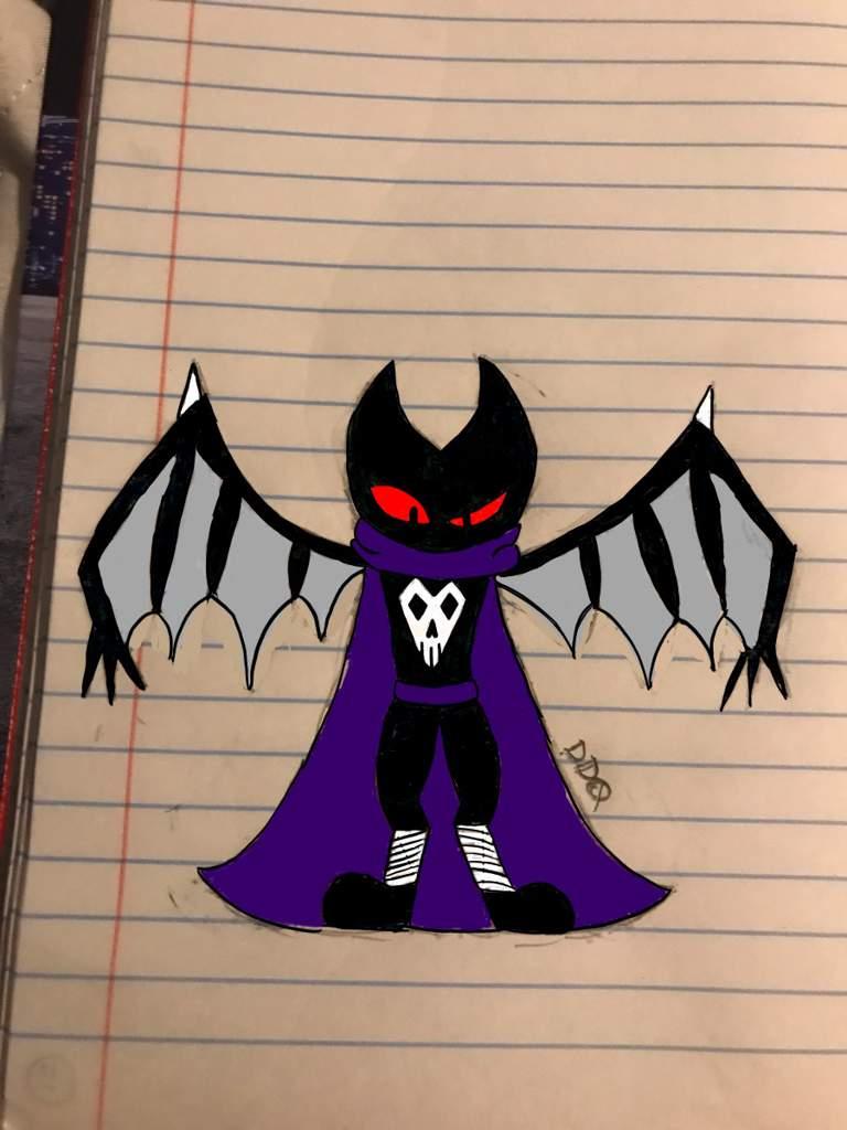 Kunai The Vampire Bat   Wiki   Mao Mao Heroes! Amino