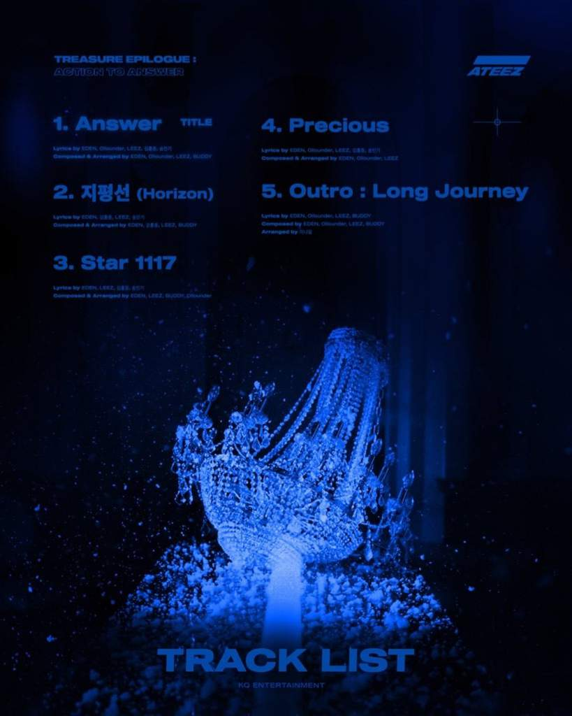 Image result for ateez treasure epilog to answer