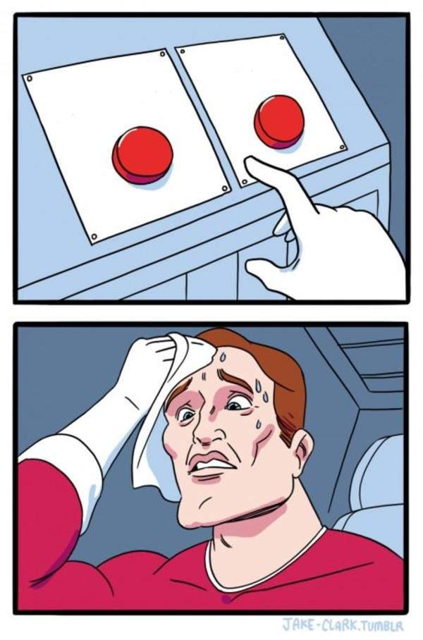 Can't decide meme | 🌎Eddsworld🌎 Amino