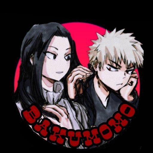 Bakugou X Momo