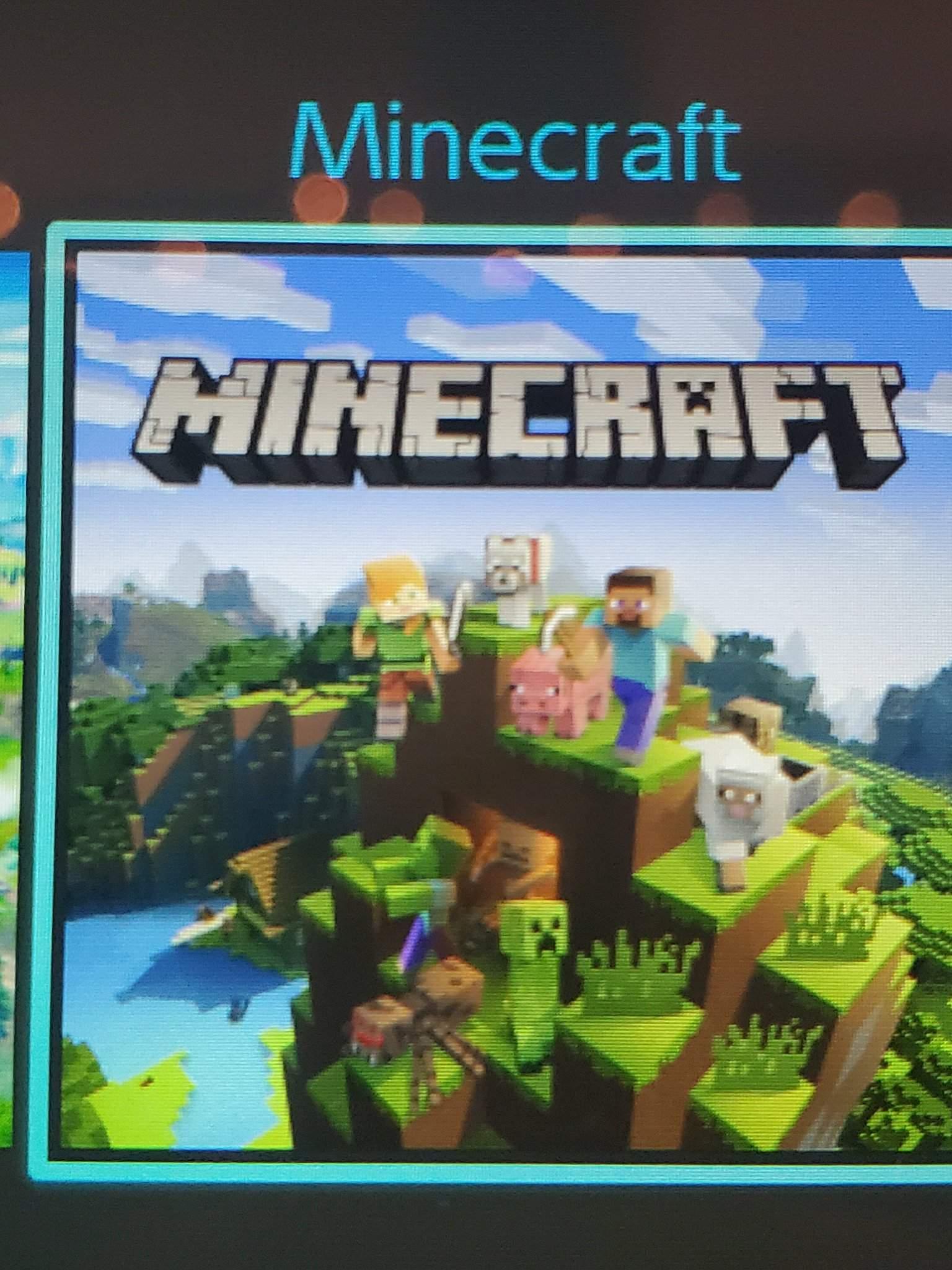 Minecraft  Wiki  Nintendo Switch! Amino