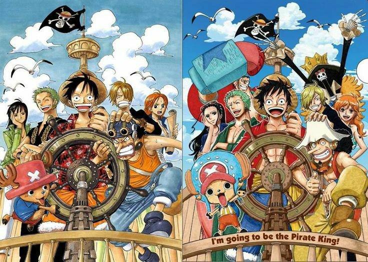 Timeskip   Wiki   One Piece Brasil™ Amino