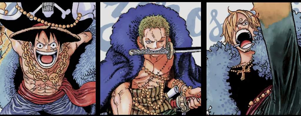 Timeskip | Wiki | One Piece Brasil™ Amino
