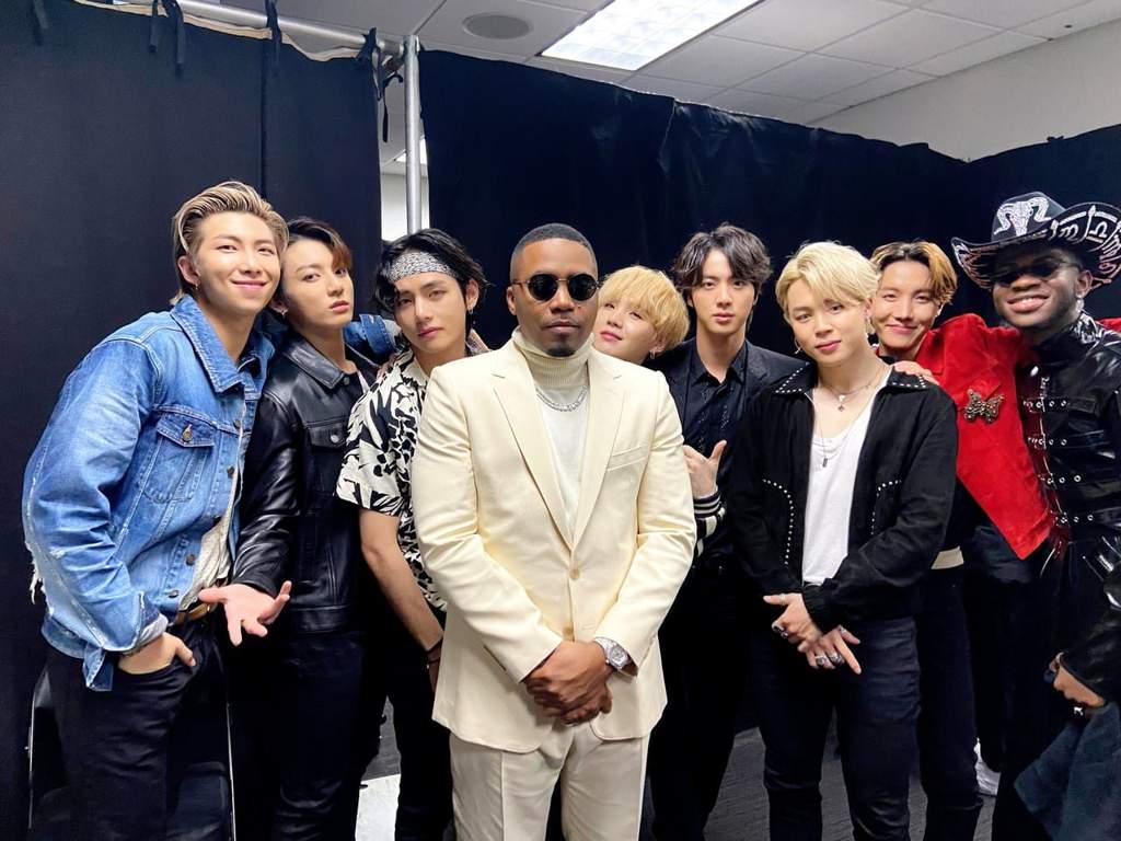12++ Grammys Jimin 2020