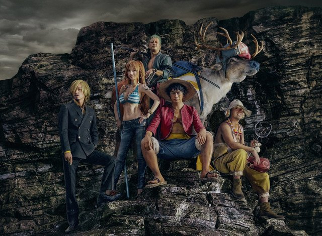 One Piece Live Action - Saison 1