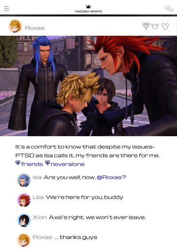 Latest Kingdom Hearts Amino