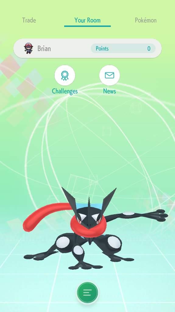 Shiny Greninja Pokemon Go
