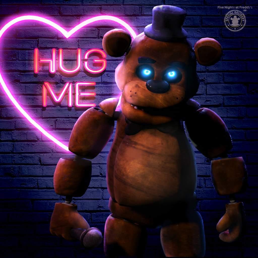 {FNaF SD} Freddy Wants A Warm HUG!