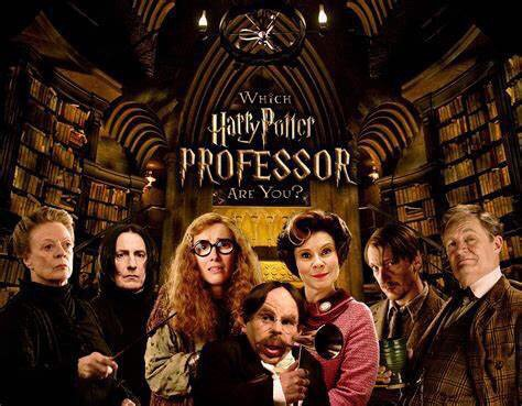 Harry Potter: Are all the teachers in Hogwarts professors? | Harry ...
