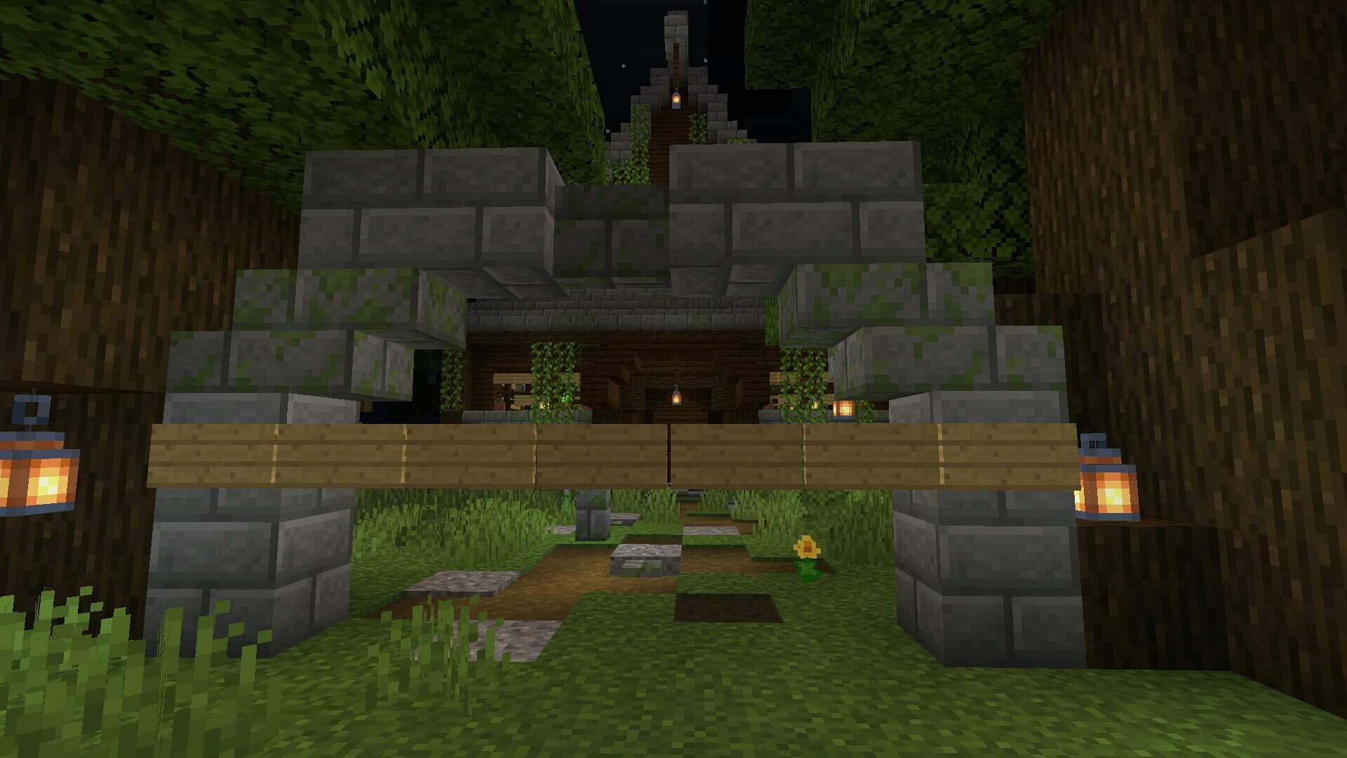 abandoned house: my return  Minecraft Amino