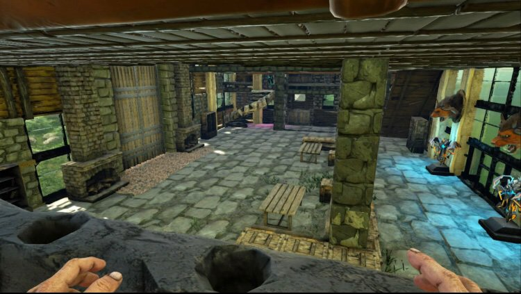 Mansion   Ark Survival Evolved Amino