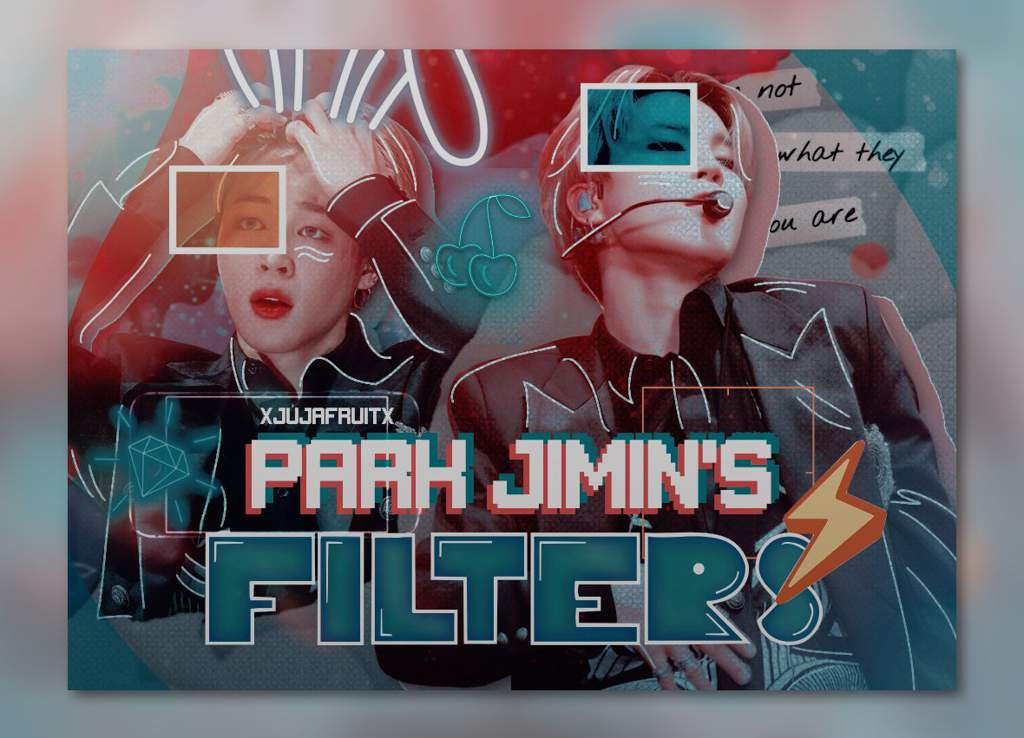 Park Jimin S Filters Package Army S Amino