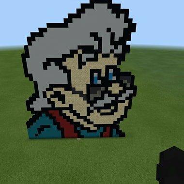 Venom Pixel Art | Minecraft Amino