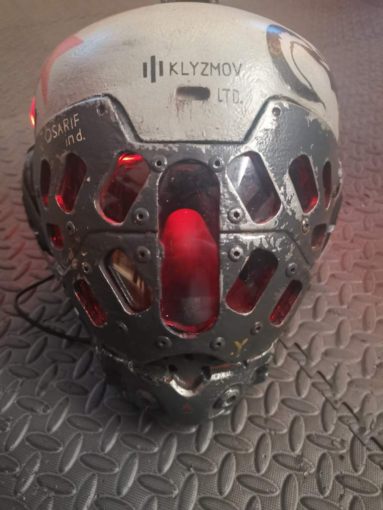 Sci fi helmet | LARP Amino
