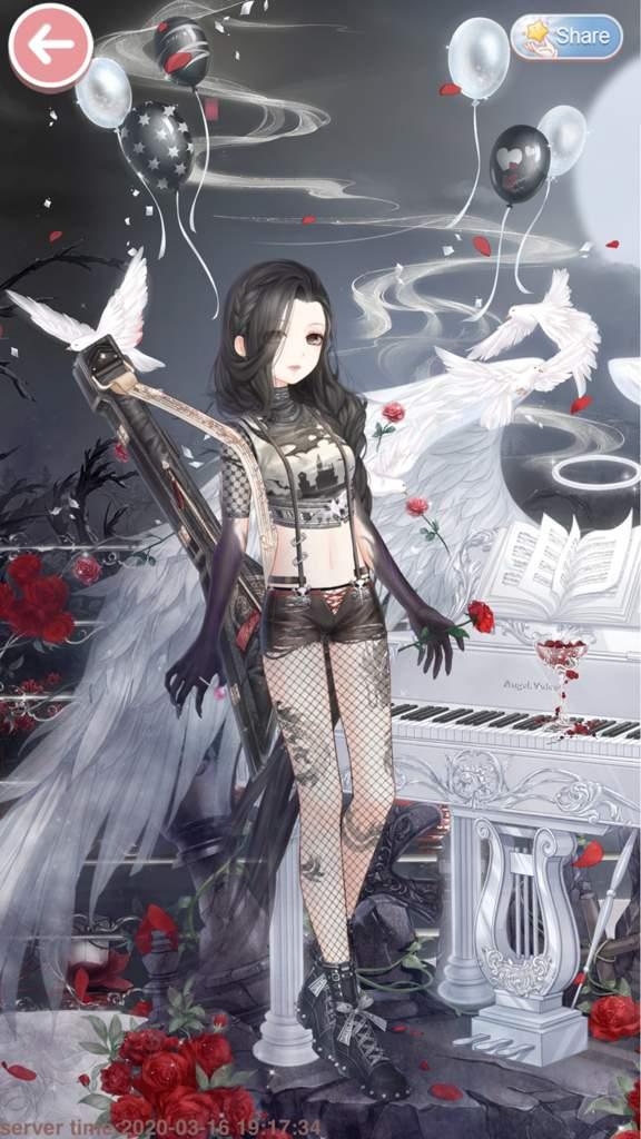 Aesthetic Wallpaper Challenge Entry Love Nikki Dress Up Queen Amino