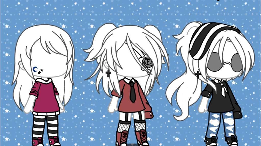 Girl Outfit Ideas Gacha Life Amino