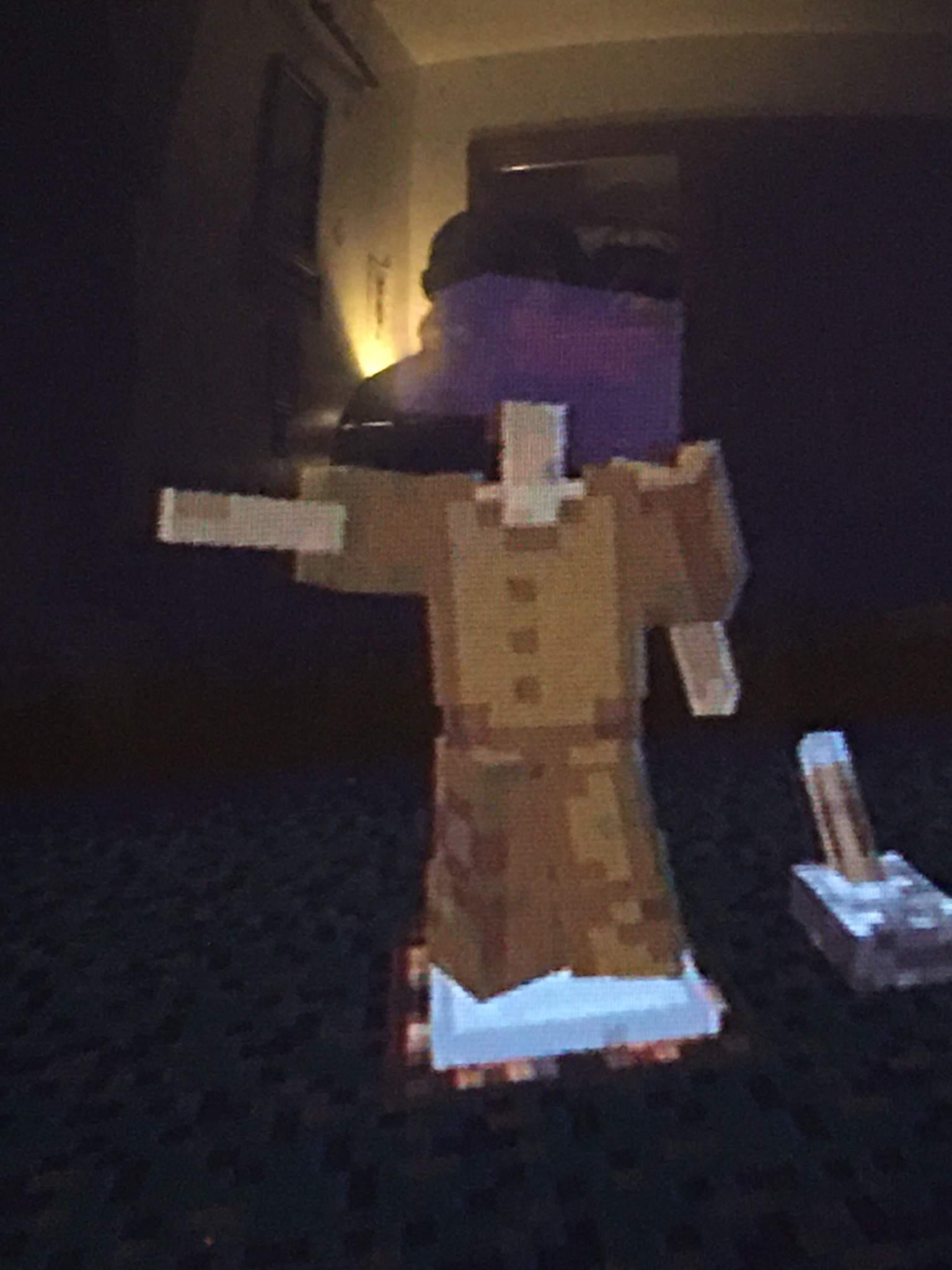 Finished roller coaster Fnaf VR Minecraft Map  Five Nights At