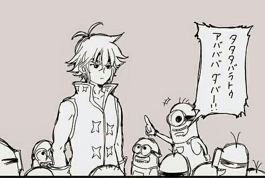Imágenes de Nanatsu No taizai y de meliodas y élizabeth ...