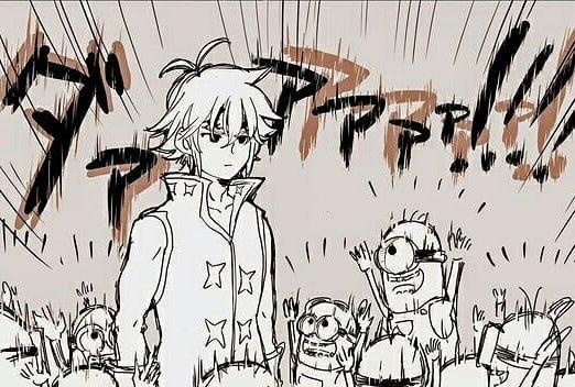 Quien Es Tristan Nanatsu No Taizai - Imágenes de Nanatsu No taizai y de meliodas y élizabeth ...