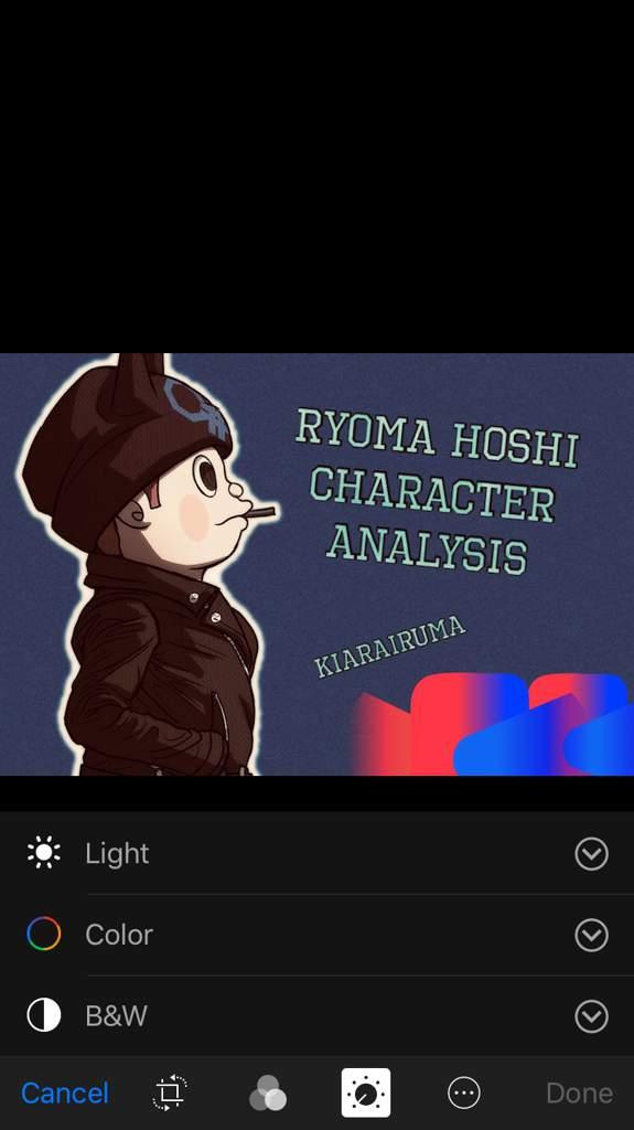 Character Analysis Ryoma Hoshi Spoilers Danganronpa Amino For every body i'm not ryoma. character analysis ryoma hoshi