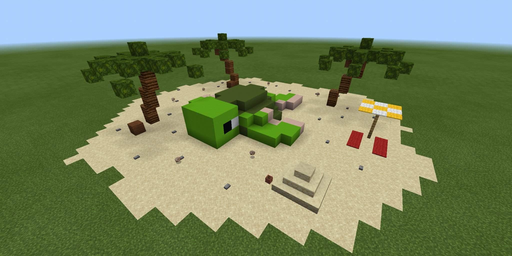 T U R T L E   Minecraft Amino