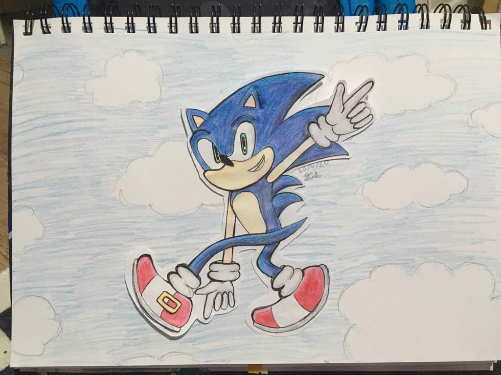 Sonic Adventure Pose Sonic The Hedgehog Amino