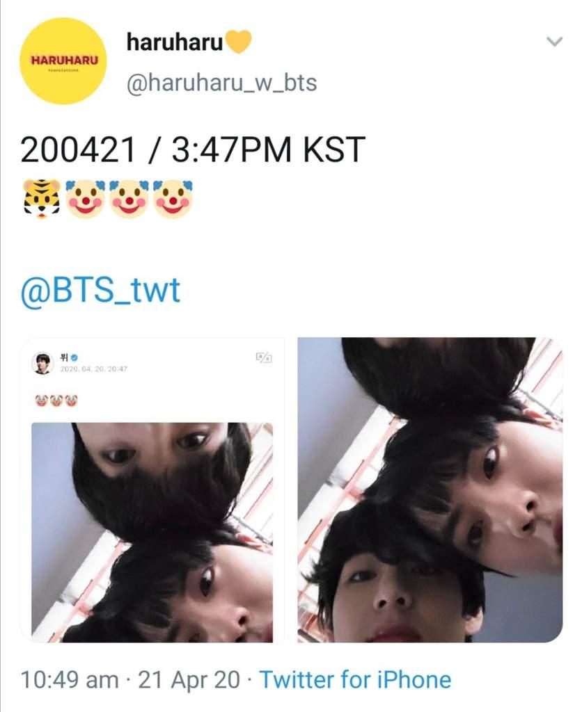 BTS WEVERSE UPDATES 200420-21 | BTS Amino