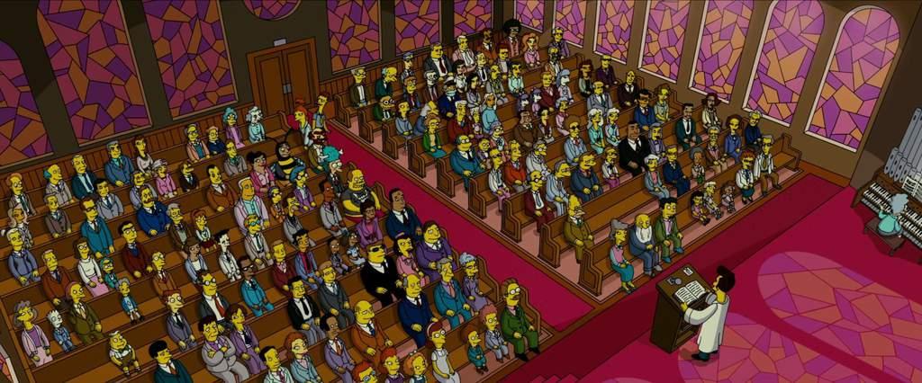 The Simpsons Movie Review Cartoon Amino
