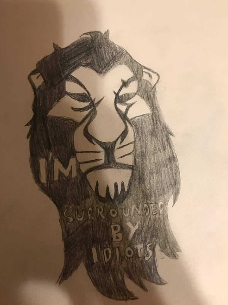 The Lion King Silhouettes Disney Amino